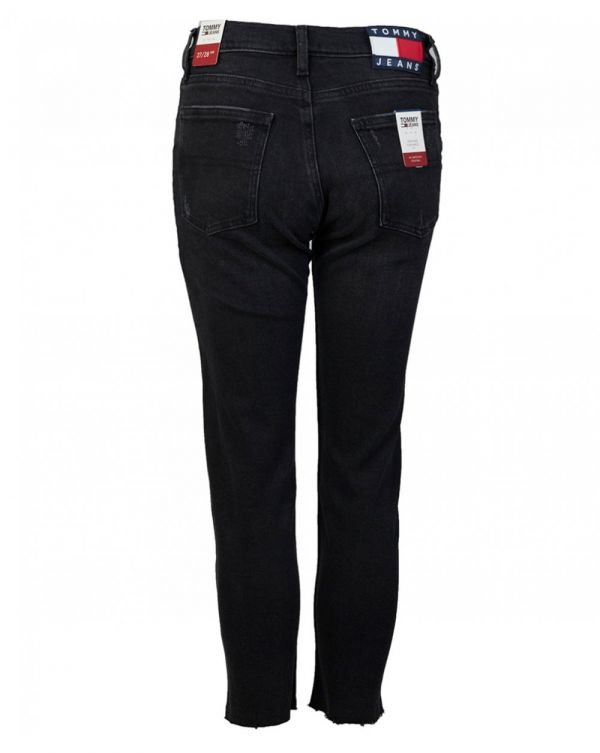Izzy High Rise Slim Ankle Jeans