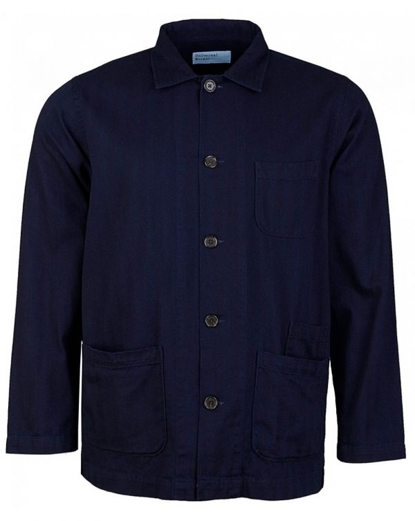 Bakers Herringbone Overshirt
