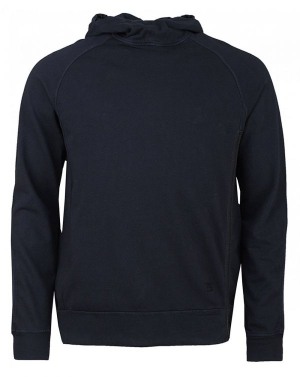 Pull Over Goggle Hooded Top