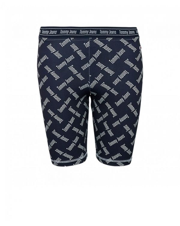 All Over Logo Cycling Shorts