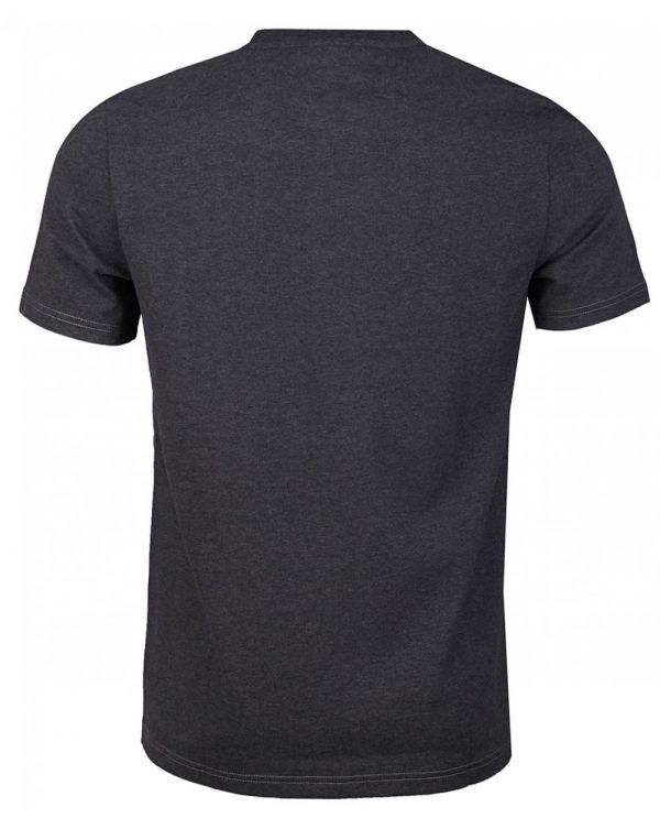 Tevided Contrast Panel T-shirt