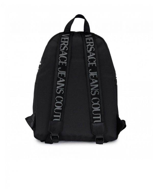 Couture Script Logo Backpack