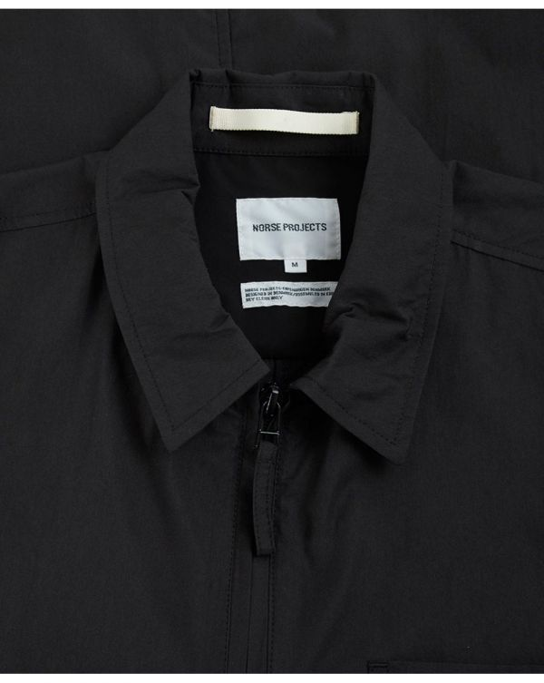 Jens Zip Packable Shirt Jacket