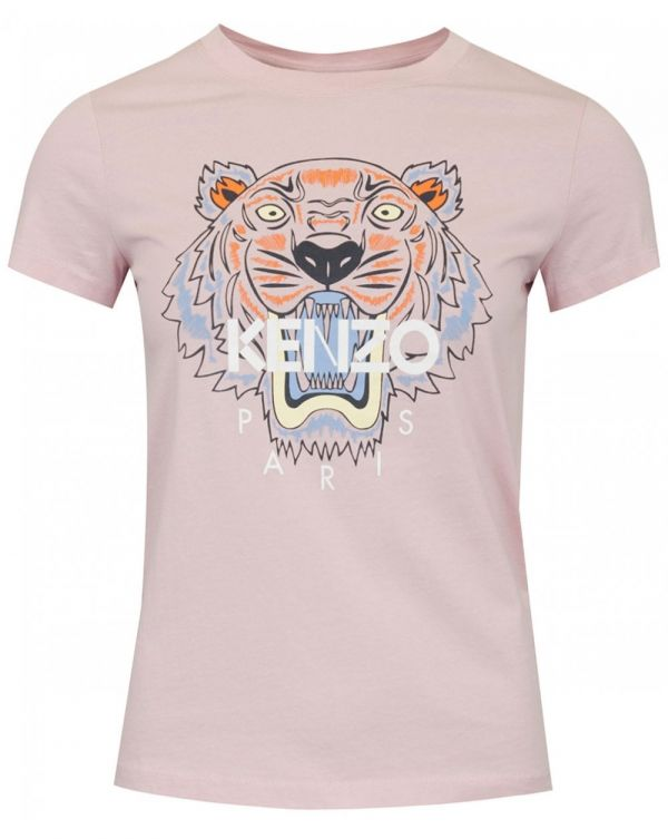 Iconic Tiger Print T-shirt