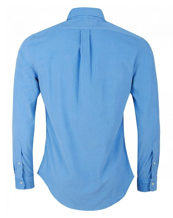 Long Sleeved Slim Cord Shirt