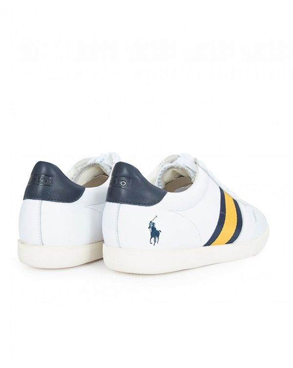 Camillo Leather Trainers