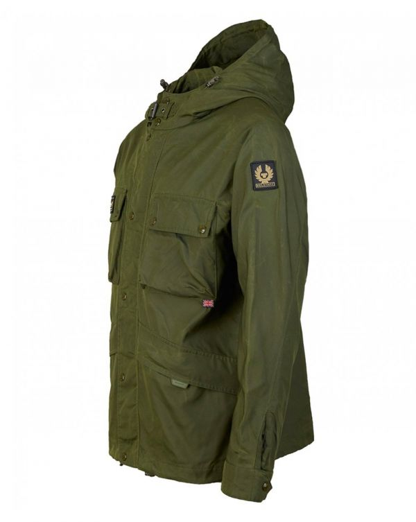 Dual Hooded Parka