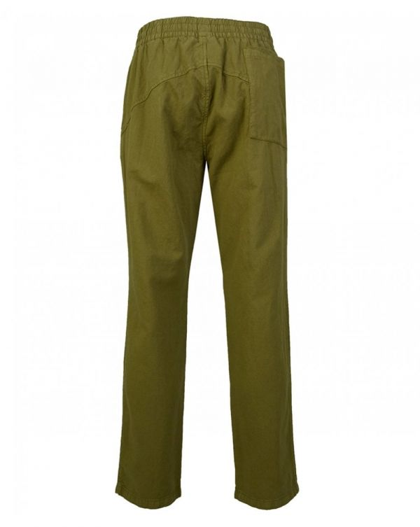 Linen Cotton Alba Skate Pants