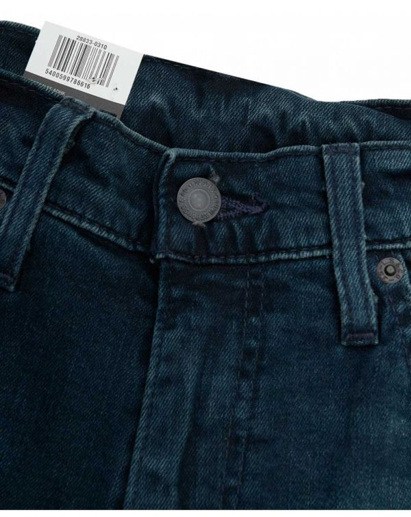 512 Slim Tapered Fit Jeans