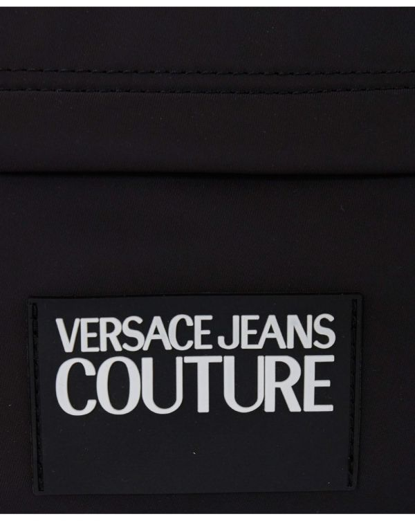 Couture Patch Wash Bag