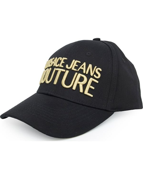 Embroidered Couture Logo Cap
