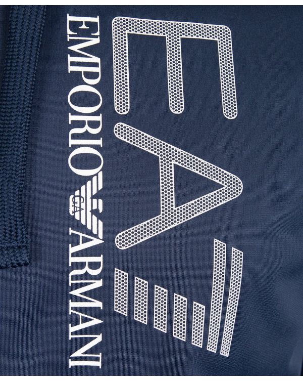 Train Visibility Poly Hooded Tracksuit