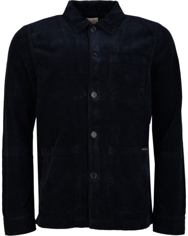 Barney Worker Jacket Cord Overshirt