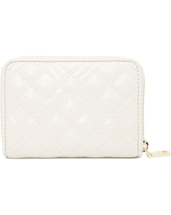 Small Quilted Logo Purse