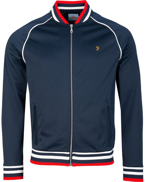 Rudy Track Top