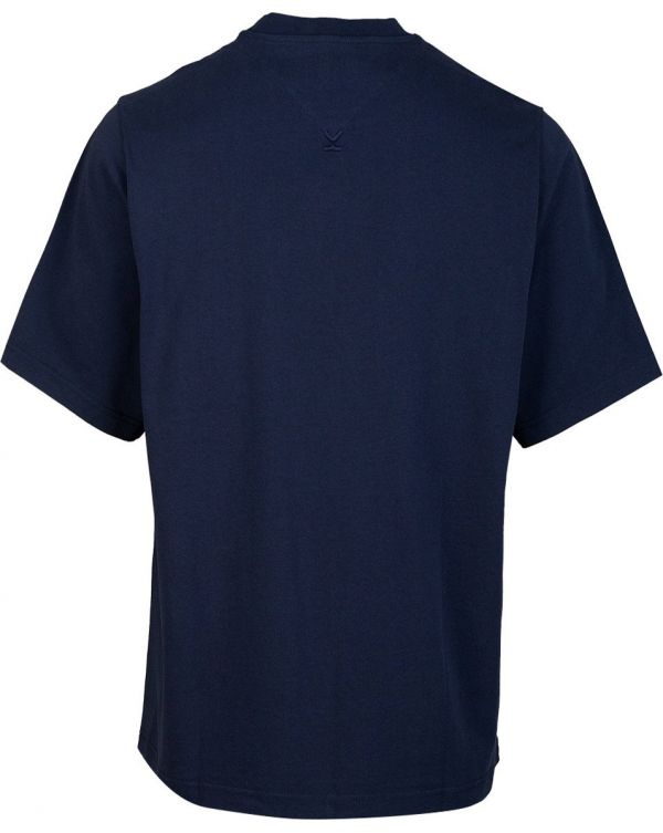 Embroidered Chest Logo T-Shirt