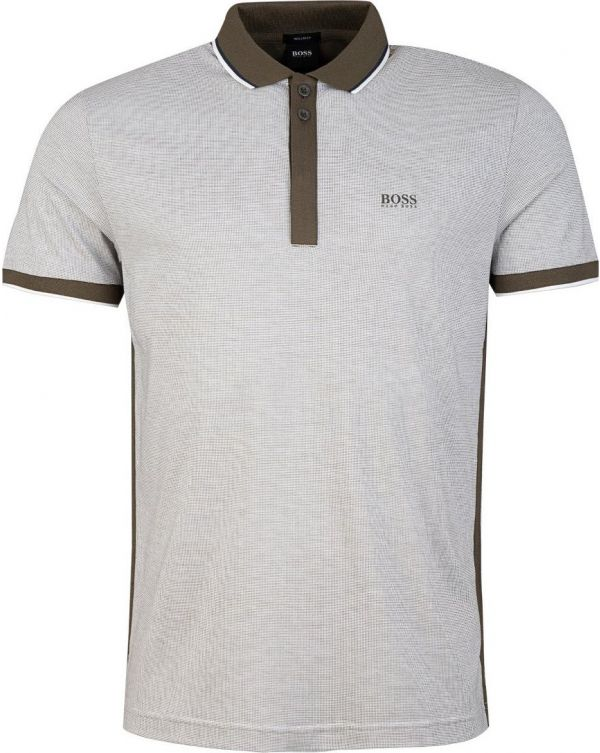 Paddy 2 Placket Tipped Polo Shirt