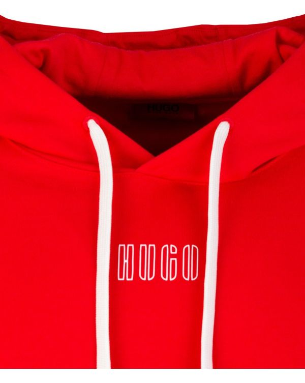Dondy Pop Over Hooded Sweat