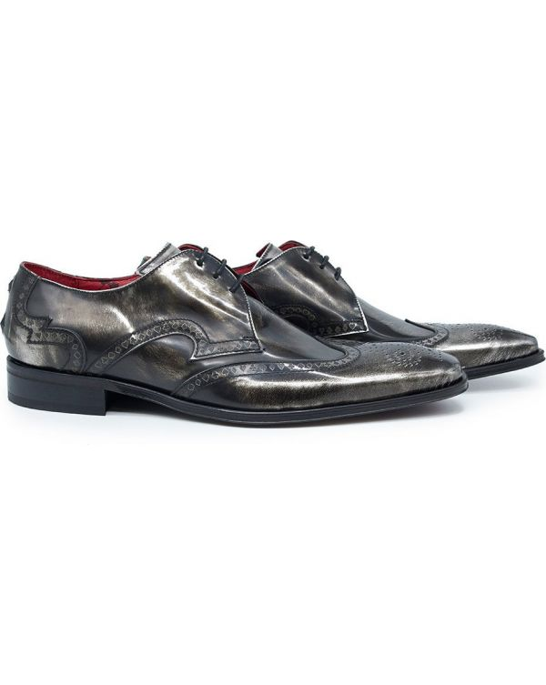 Scarface Wing Tip Brogues