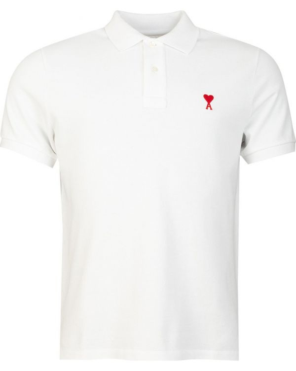 Heart Logo Polo Shirt