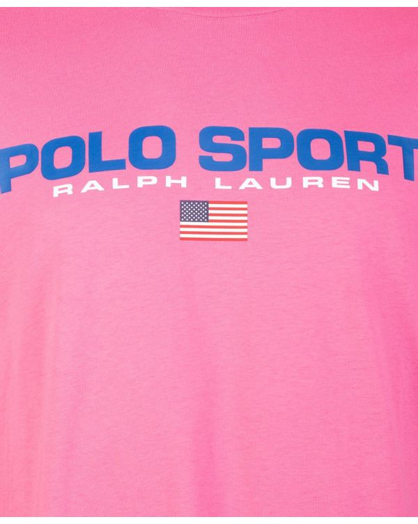 Polo Sport Crew Neck T-Shirt