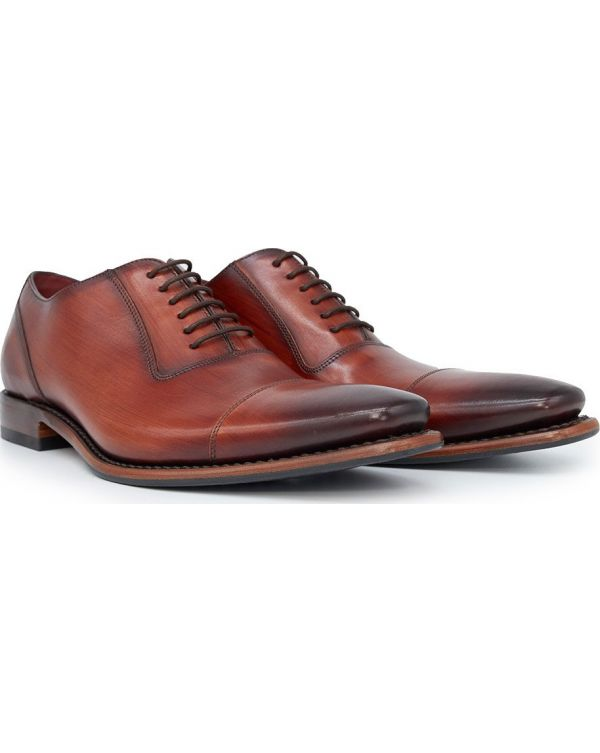 Larch Oxford Leather Shoes
