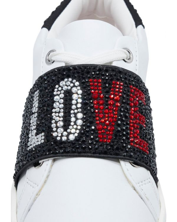 Crystal Logo Trainers