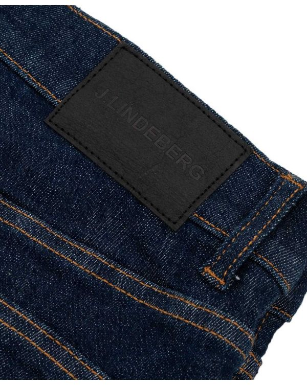 Jay Active Raw Slim Fit Jeans