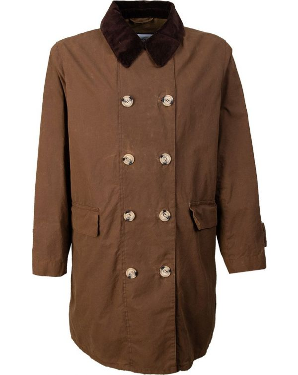 Maud Casual Double Breasted Jacket