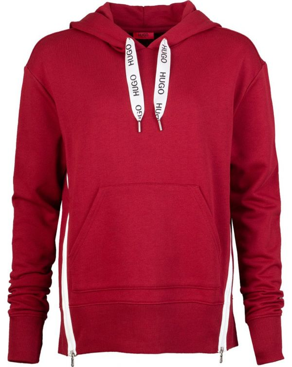 Dreali Zip Detail Pull Over Hoody
