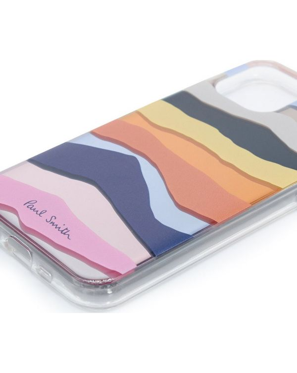 Mountain Stripe Iphone Case