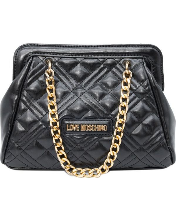 Mini Double Chain Quilted Bag