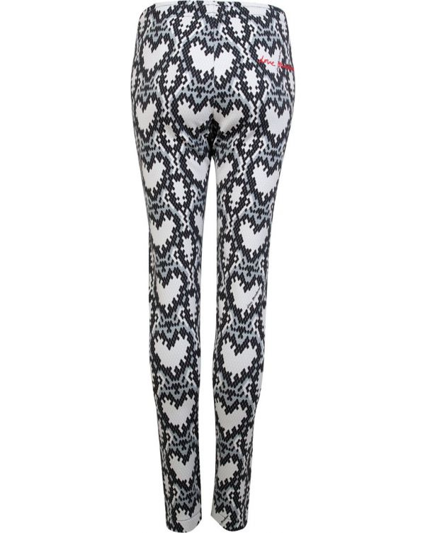 All Over Heart Jogging Bottoms