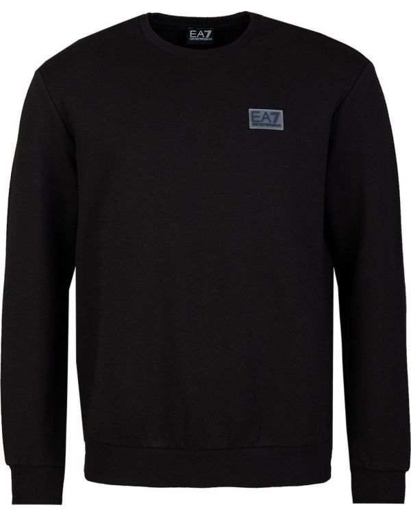 Train Core Logo Crew Neck Sweat