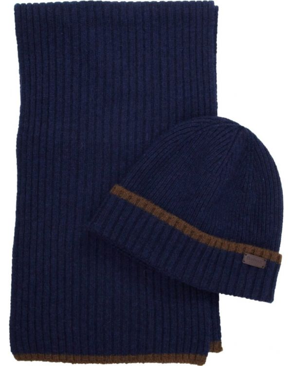 Cromer Beanie And Scarf Gift Set