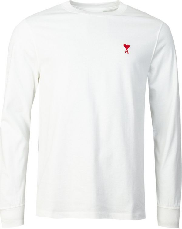 Heart Logo Long Sleeved T-Shirt