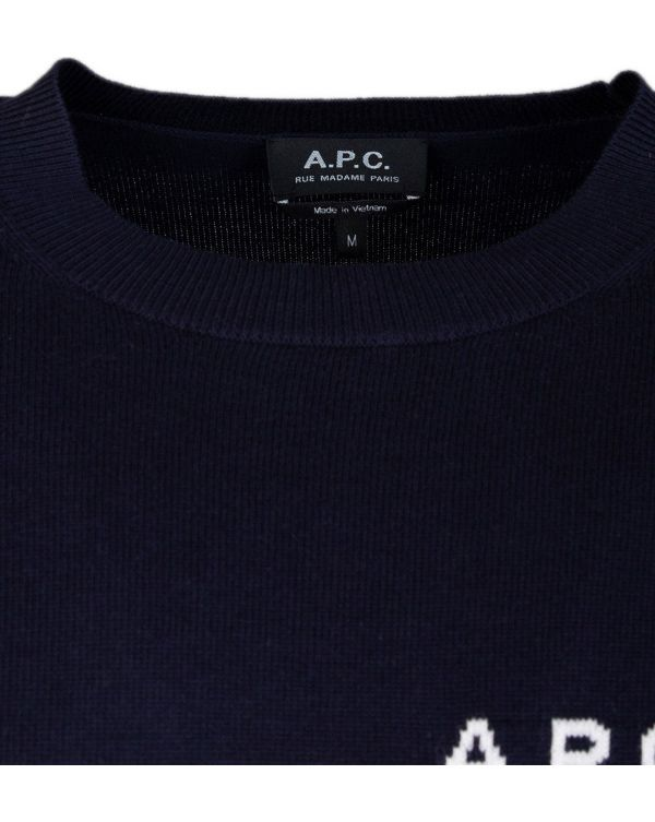 Chest Logo Jumper