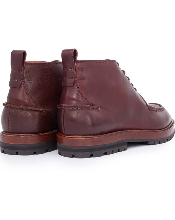Brennan Leather Boots
