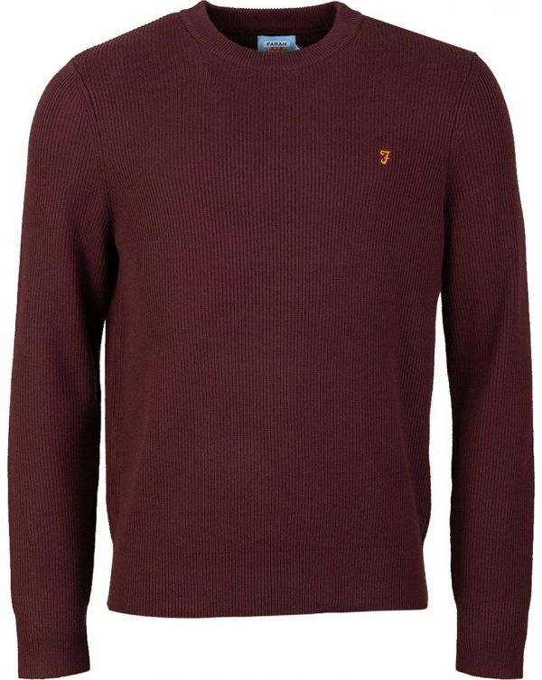 Horace Ribbed Knit