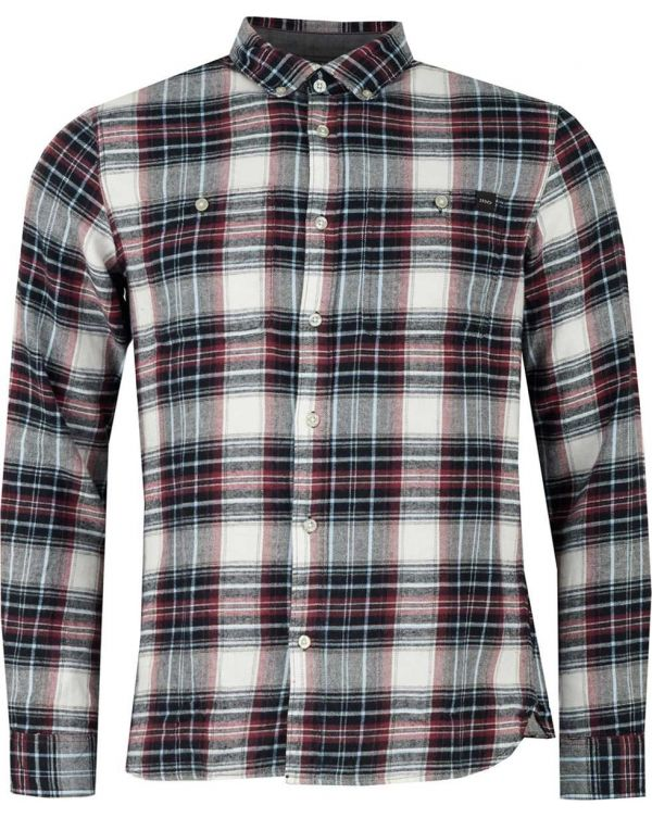 Triple 10 Checked Shirt