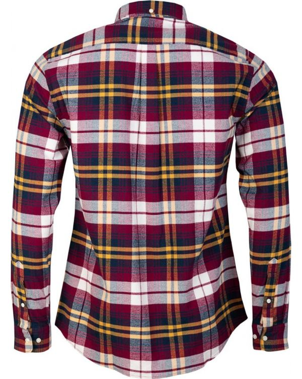 Highland 19 Check Flannel Tailored Shirt