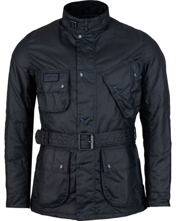 International Coloured Waxed Jacket