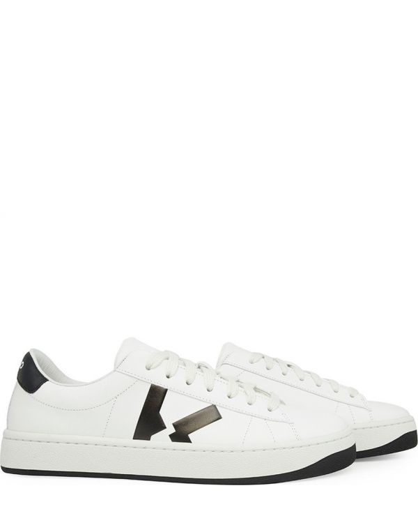 K-Logo Lace Up Trainers