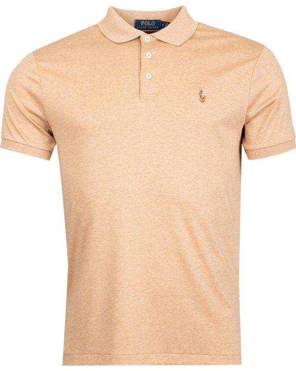 Short Sleeved Cotton Polo Shirt
