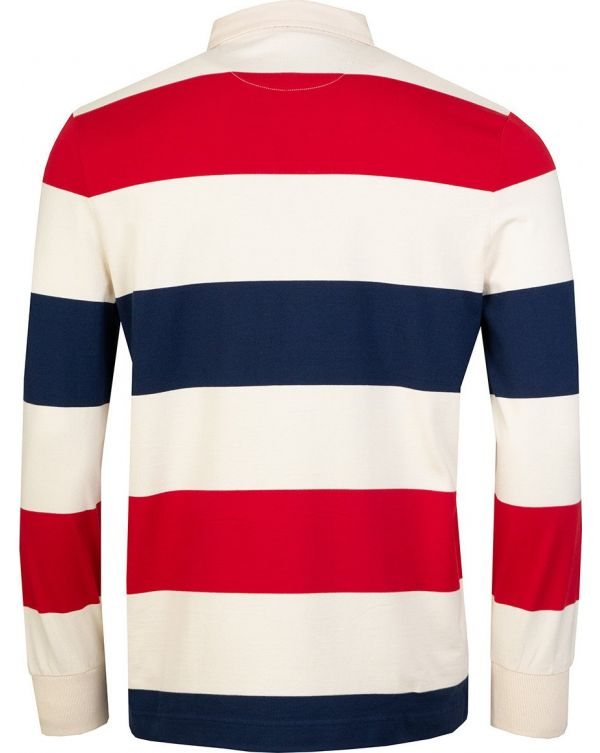 Stanley Striped Rugby Shirt