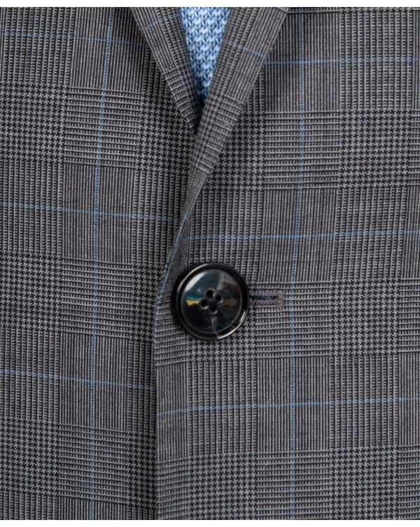 Henry 182 Pow Check Wool Jacket
