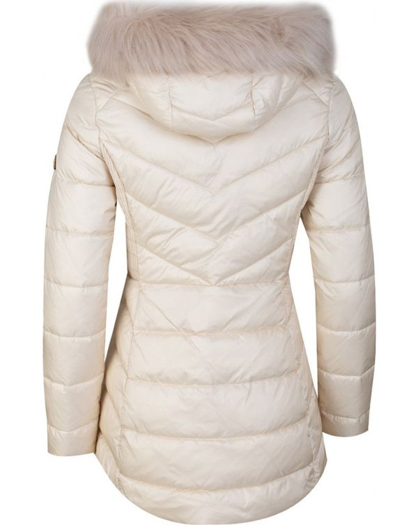 Grounding Quilted Hooded Jacket