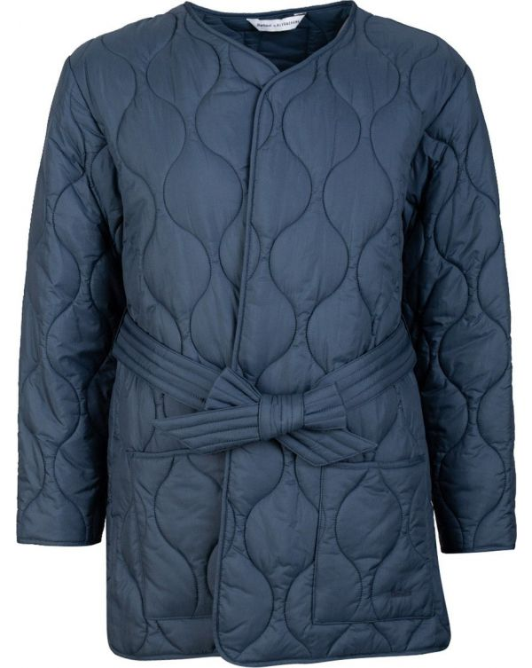 Martha Cropped Quilted Jacket