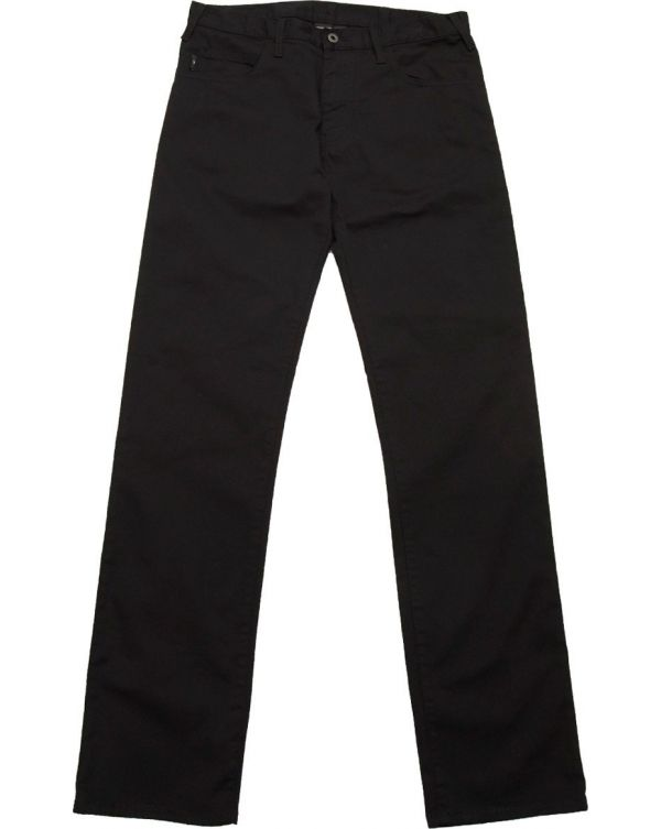 J45 Tapered Stretch Gaberdine Jeans