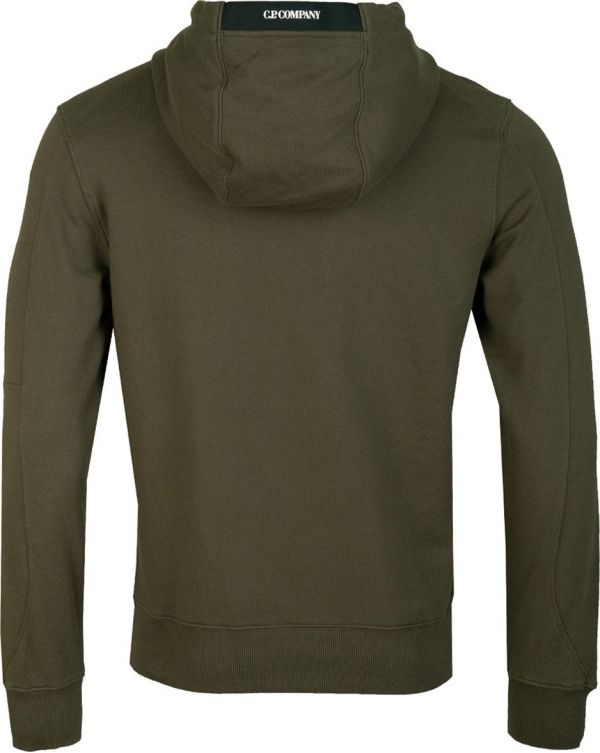 Arm Lens Pop Over Hooded Top